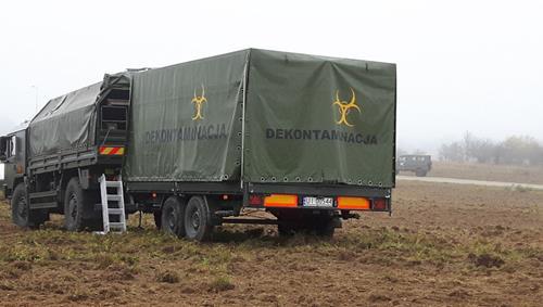 Estonia, Latvia, Lithuania and Poland host NATO Allies for exercise ANAKONDA 2018