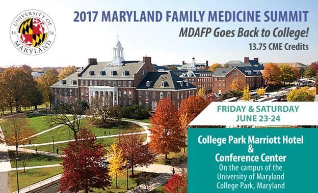 2017 Maryland Family Summit