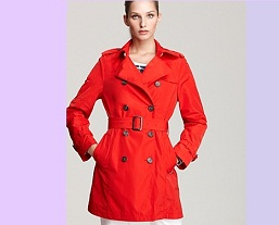 Short trench coat, Basler, £531