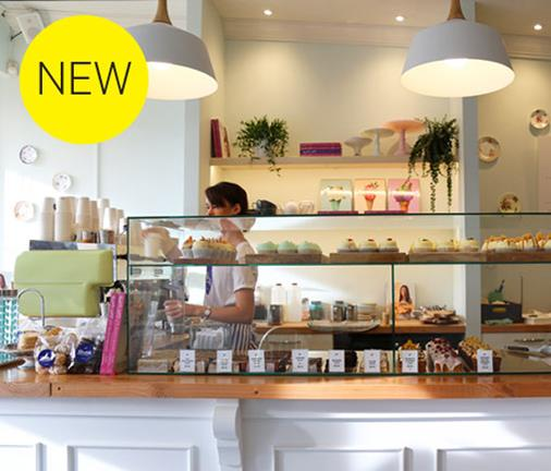 NEW OPENING: BLUEBELLS CAKERY CAFE