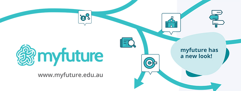 myfuture has a new look!