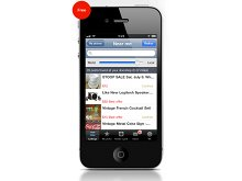 New  Krrb iPhone App!