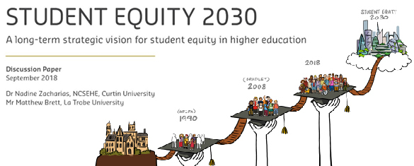 Student Equity 2030 Discussion Paper