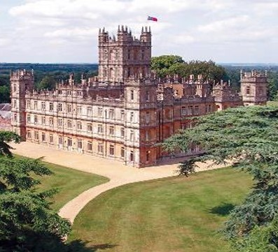 Exclusive Reception at Highclere Castle
