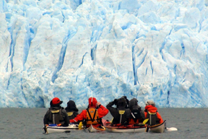 Greenland Kayaking Tour