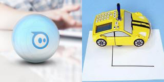 Sphero and Pro-Bot