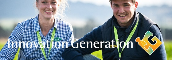 Innovation generation header image