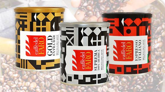 Caffé del Faro Italian coffee