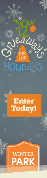 12 Giveaways for the Holidays! Enter Today!