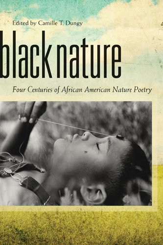 Front cover of Black Nature Poetry