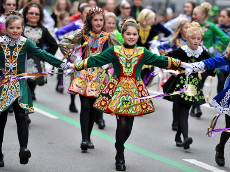 San Francisco's 167th Annual Saint Patrick's Day Parade & Festival