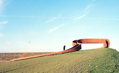 Bridge project by Next architects