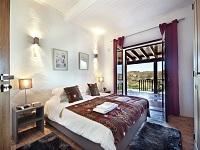 Luxury winter villa