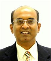 Dr. Suresh Mani, new associate director of research and technology at MAREC.