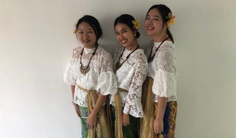 Valeria in Thailand