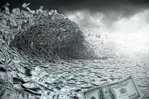 Enterprise software spend