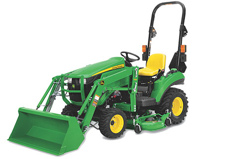 1023E Tractor Loader Cutter ONLY $149/mo.