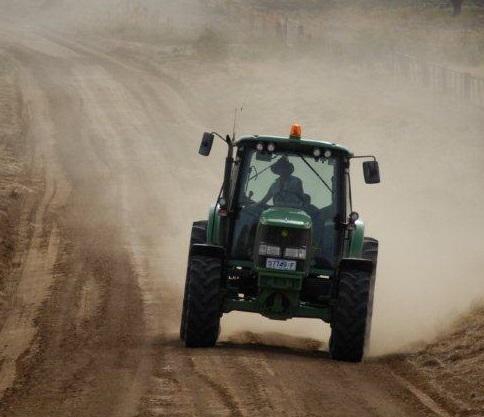 Tractor operators