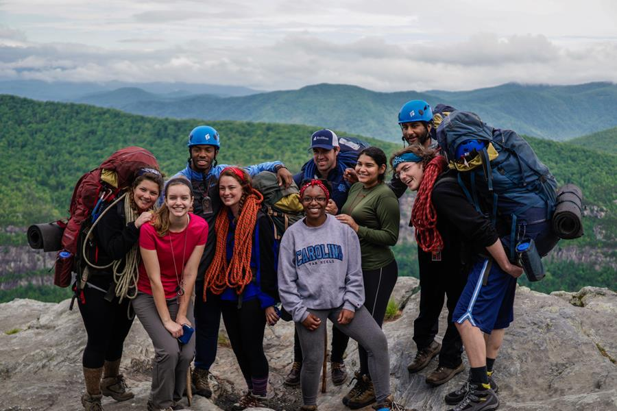 Pathfinder Courses in the Blue Ridge Mountains