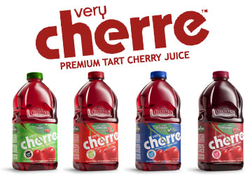Very Cherre Premium Tart Cherry Juice
