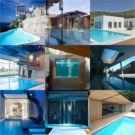New Pinterest Board: pools