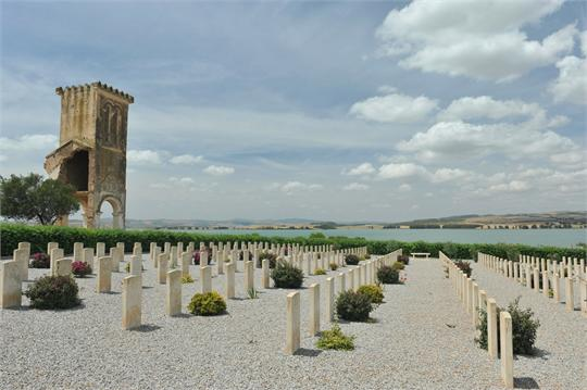 Oued&#32;Zarga&#32;War&#32;Cemetery