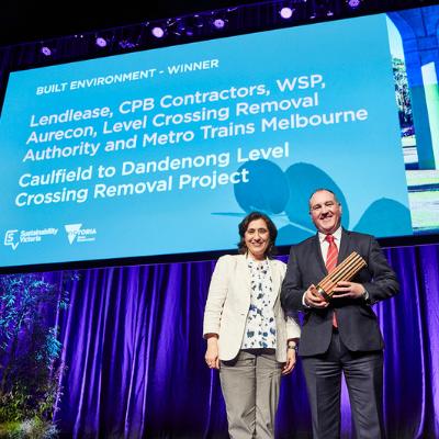 2018 Premier's Sustainability Award