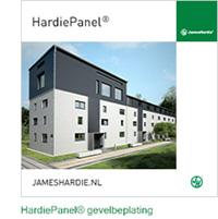 HardiePanel® gevelbeplating