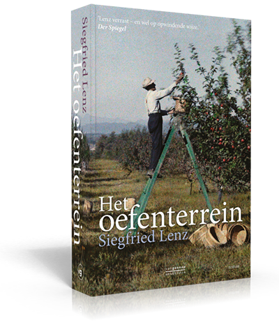 Cover Het oefenterrein - LENZ