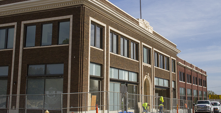 The Grand Old Post Office student lofts is just a little less than a month away from its grand opening on Nov. 28.