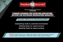 Paramount Offers Training Courses