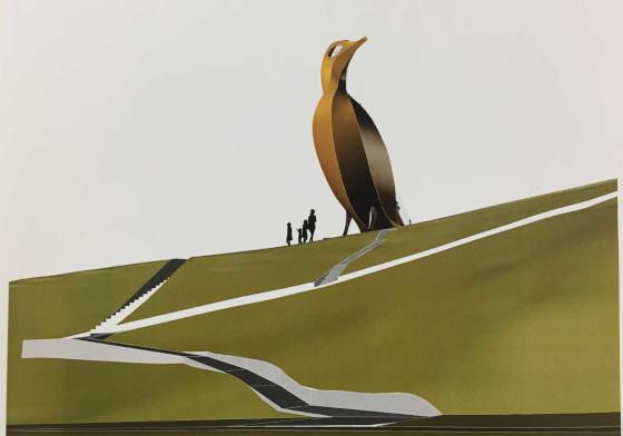 Big Bird's Journey