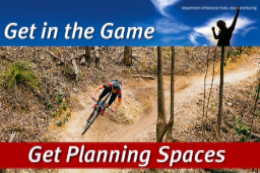 Round 2, Get Planning Spaces