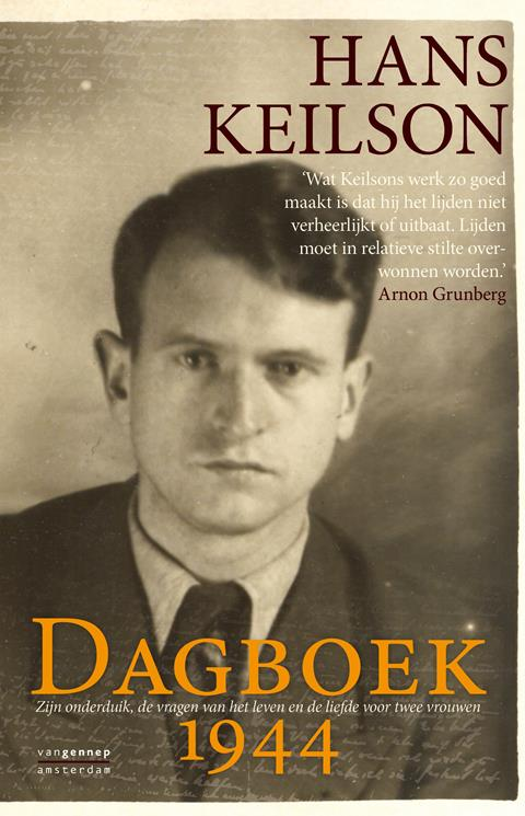Omslag Dagboek 1944
