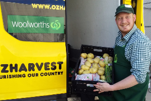 OzHarvest Food Rescue