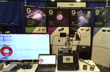 Gencoa exhibition stand at AVS 2016