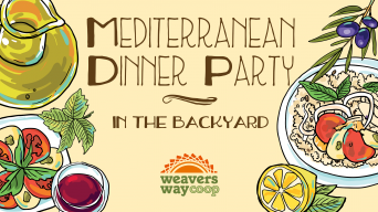 Mediterranean Pop-Up Dinner
