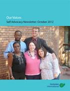 Newsletter: October 2012