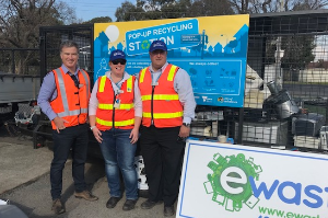 City of Whittlesea e-waste collection day