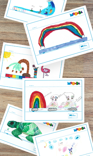 Moomba Float Children Artwork
