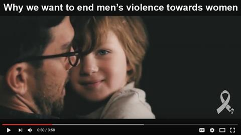 Why we want to end men's violence towards women