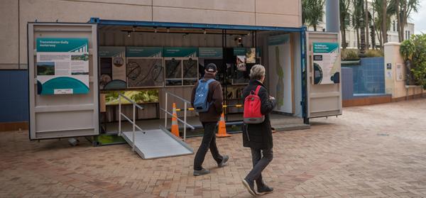 Mobile Visitor Centre