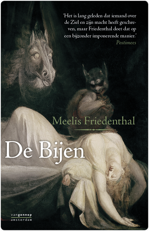 Cover De bijen | Friedenthal