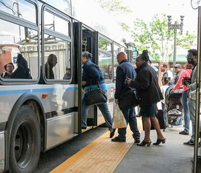 The Results Are In: All-Door Boarding a Boost for the MBTA's Silver Line Bus