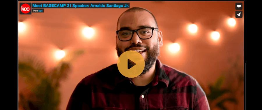 Arnaldo Santiago Junior Video