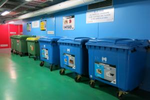 Waste management in multi-unit developments