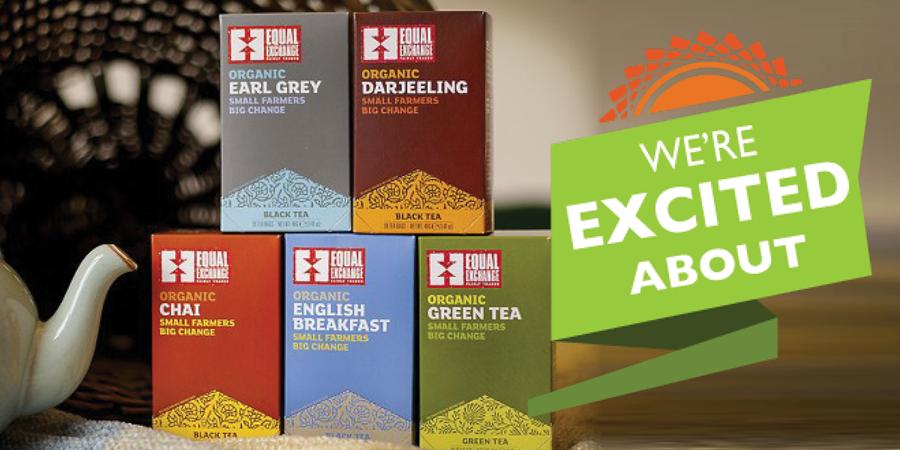 Equal Exchange teas