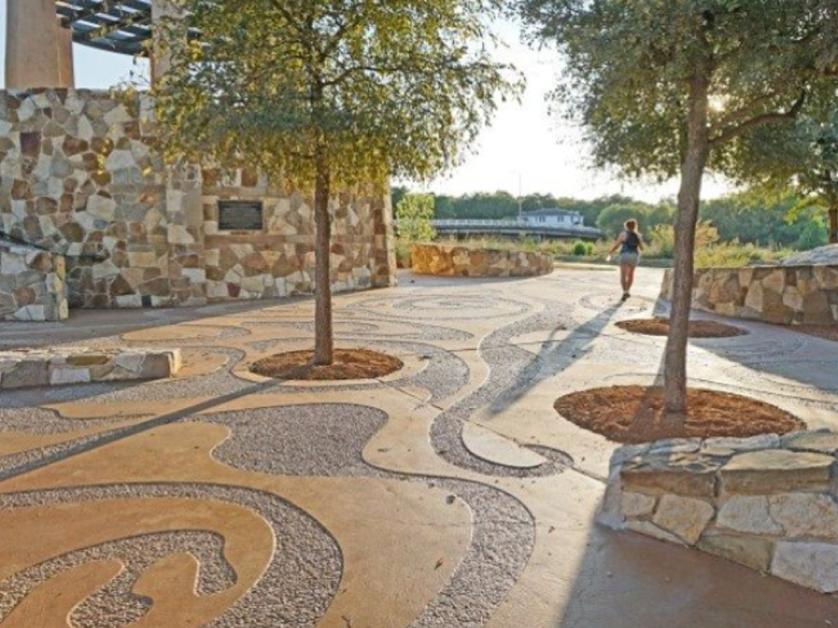 San Antonio River Foundation project