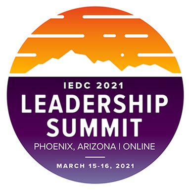 IEDC 2021 Leadership Summit Logo