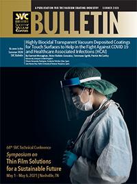 SVC Bulletin cover